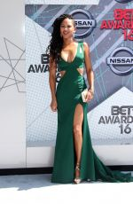 MEAGAN GOOD at 2016 BET Awards in Los Angeles 06/26/2016