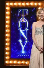 MEG RYAN at  2016 Tony Awards 06/12/2016