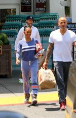 MELANIE BROWN Put Shopping in Beverly Hills 06/13/2016
