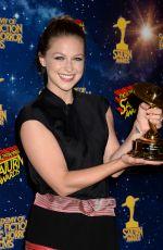 MELISSA BENOIST at 2016 Saturn Awards in Burbank 06/22/2016