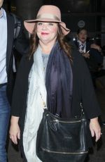 MELISSA MCCARTHY at LAX Airport in Los Angeles 06/19/2016