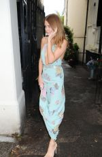 MILLIE MACKINTOSH at Matthew Williamson Summer Party at Clifton Nurseries in London 06/16/2016