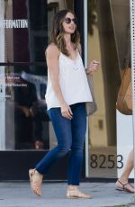 MINKA KELLY Out and About in West Hollywood 06/23/2016