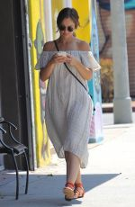 MINKA KELLY Out for a Walk in Los Angeles 06/26/2016