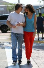 MINNIE DRIVER Out and About in Malibu 06/18/2016