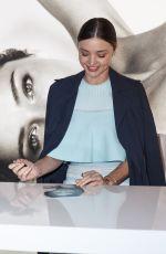 MIRANDA KERR Promotes KORA Organics Skincare Products in Sydney 06/27/2016