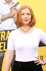 MOLLY QUINN at 'Central Intelligence' Premiere in Westwood 06/10/2016