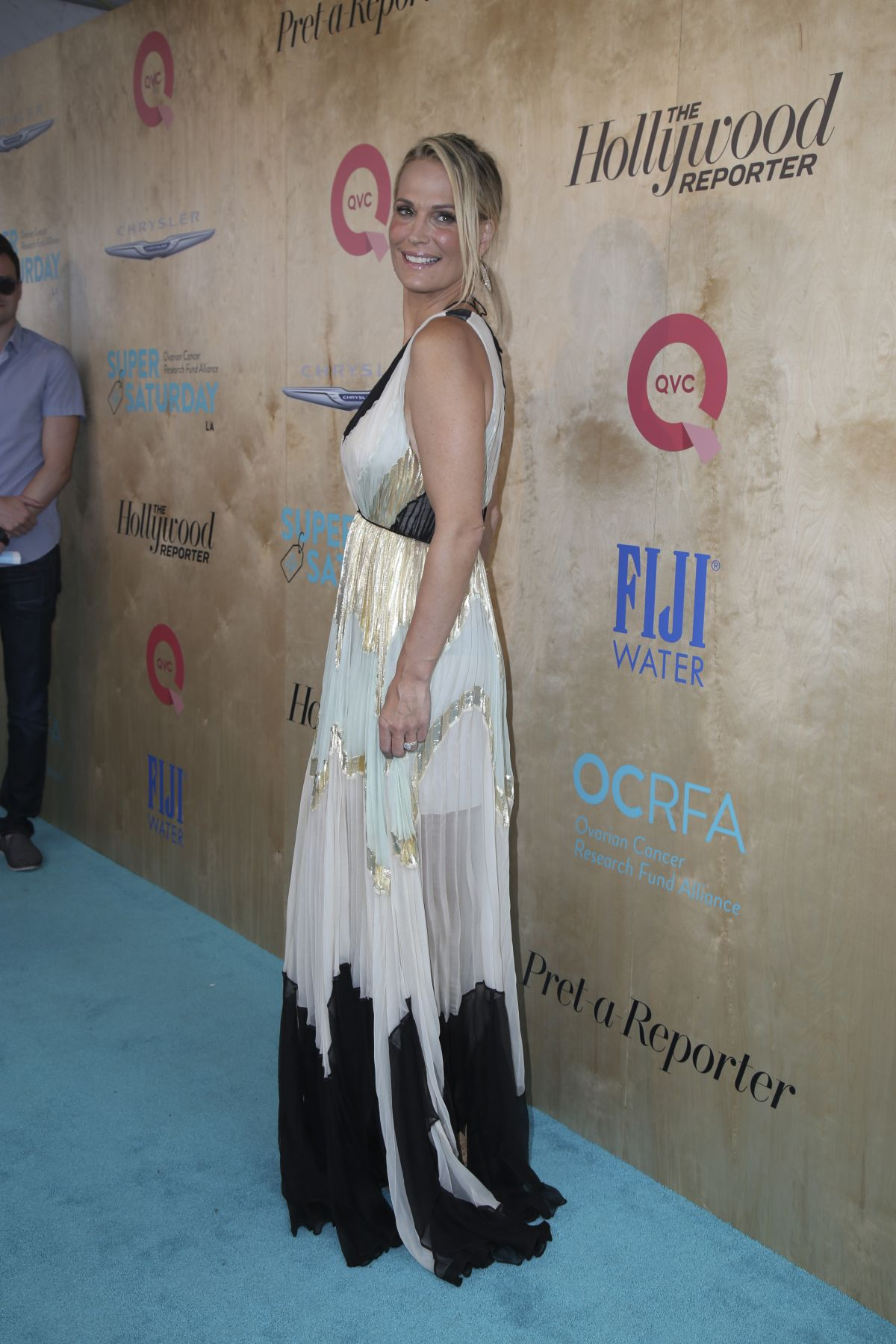 Molly Sims At Ovarian Cancer Research Fund Alliance S 3rd Annual Super Saturday In Santa Monica 06 11 2016 2 Hawtcelebs