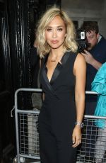 MYLEENE KLASS at Absolutely Fabulous Premiere in London 06/29/2016