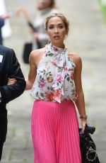 MYLEENE KLASS at ITV Summer Garden Party at Westminster Abbey in London 06/28/2016