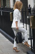 MYLEENE KLASS Out for Lunch in London 06/23/2016