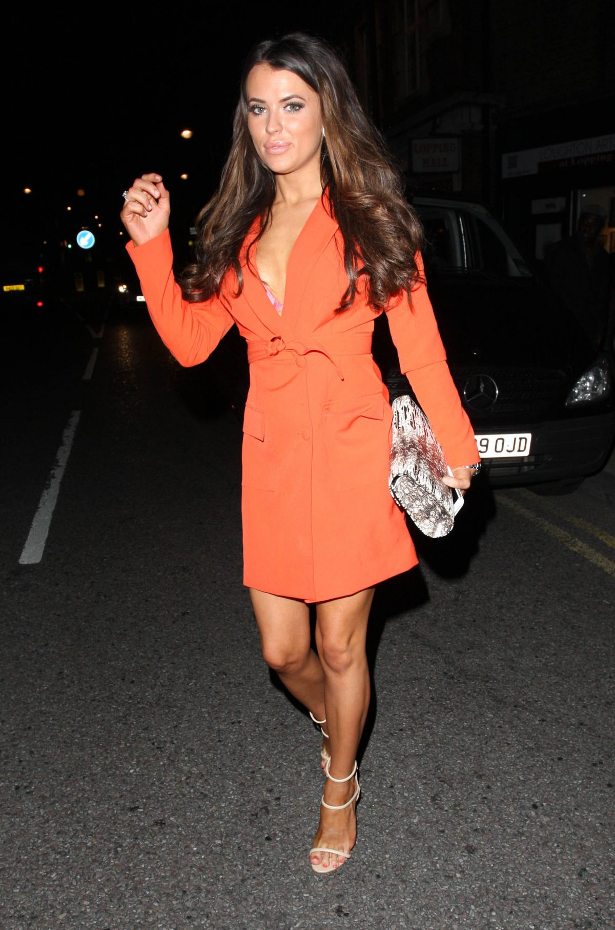 NANCY-MAY TURNER at Luxe Nightclub in Essex 06/18/2016