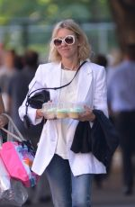 NAOMI WATTS Out in New York 06/24/2016