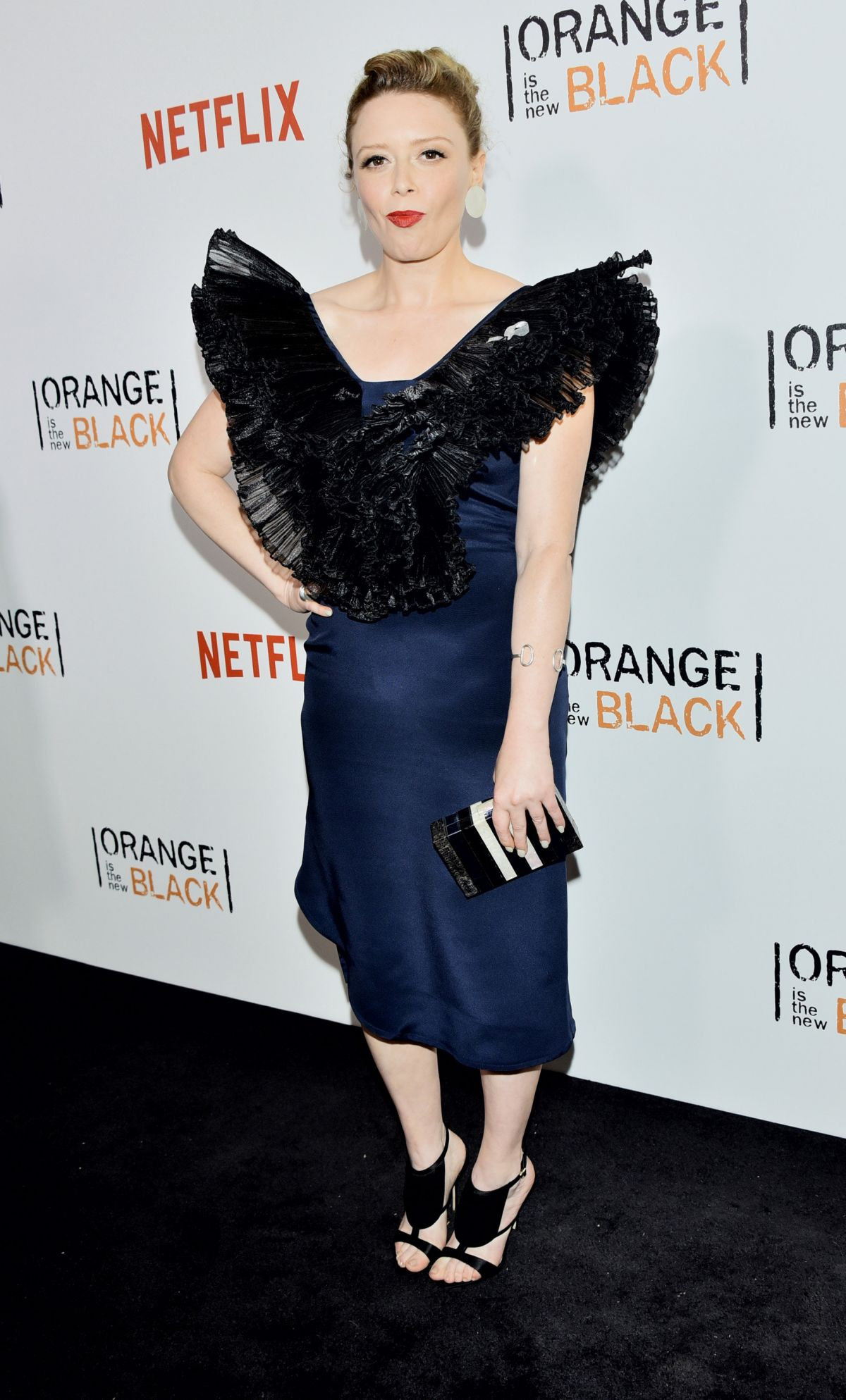 NATASHA LYONNE at Orange is the New Black Season 4 Premiere in New York 06/16/2016