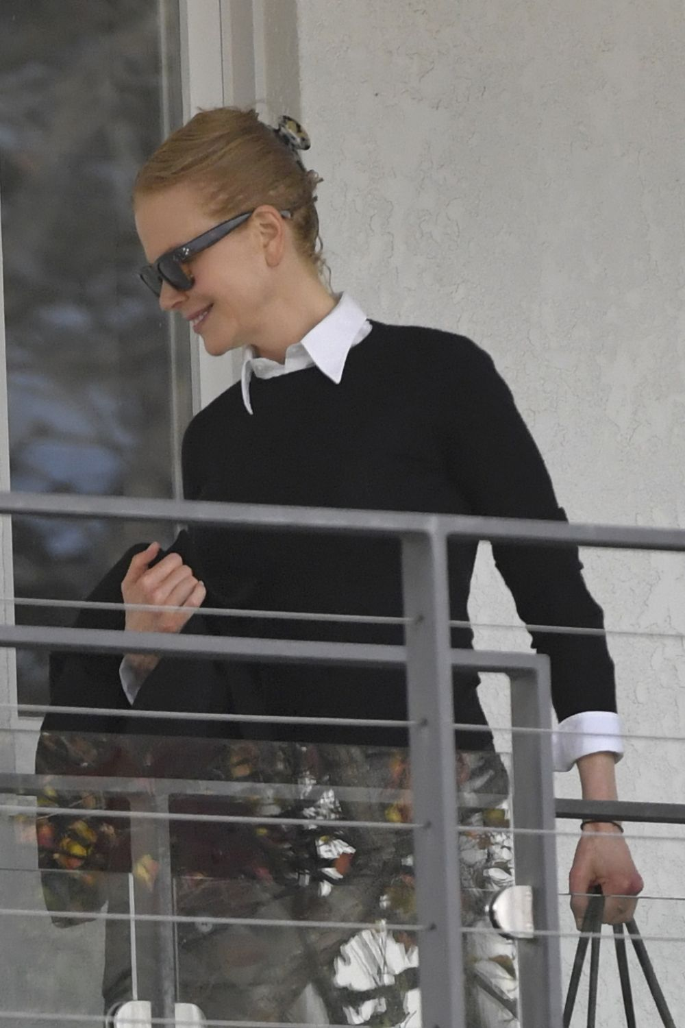 NICOLE KIDMAN Out and About in Sydney 06/20/2016