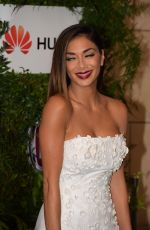 NICOLE SCHERZINGER at One for the Boys Charity Fashion Ball in London 06/12/2016