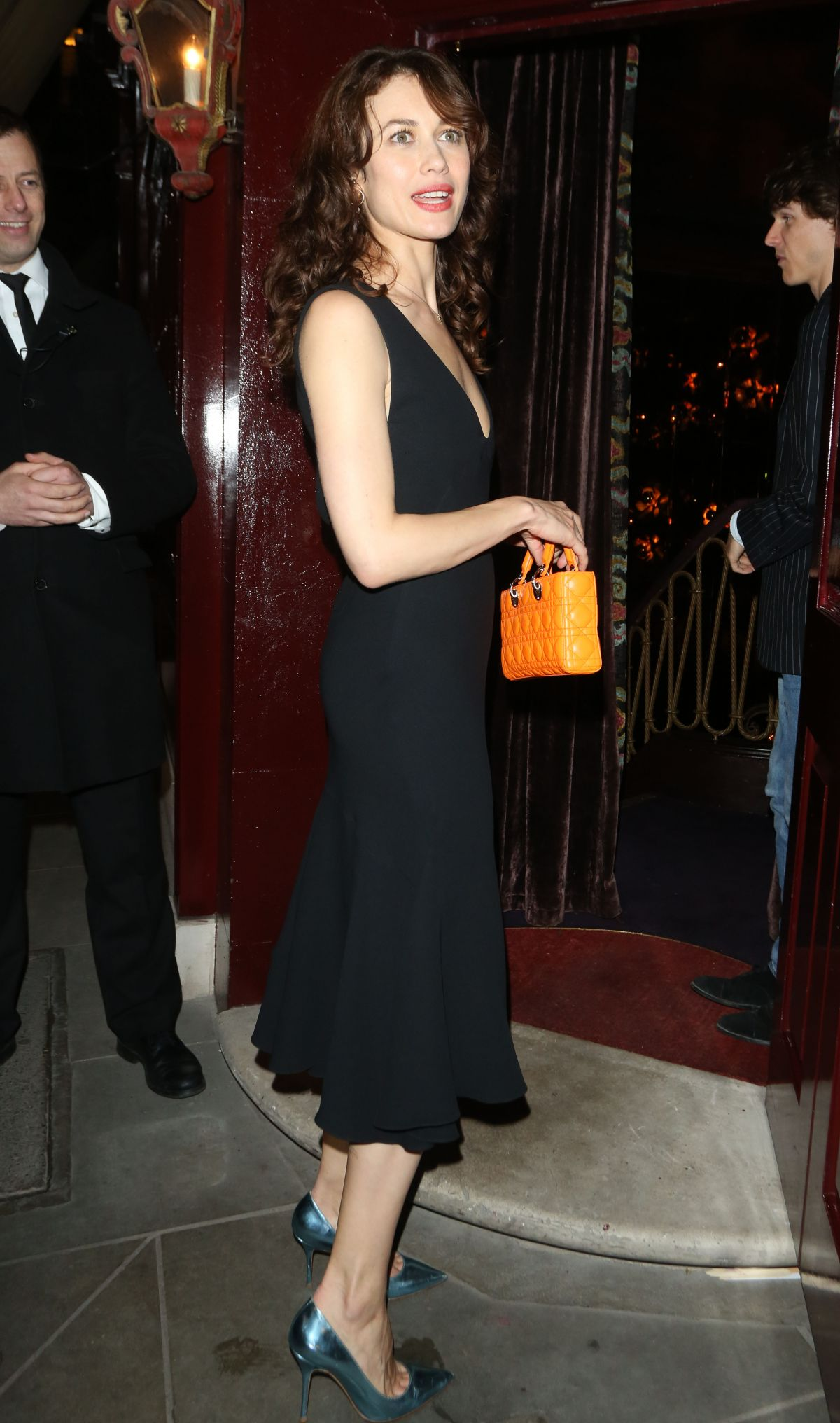 OLGA KURYLENKO at Christian Dior Cruise Afterparty in London 05/31 ...