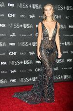 OLIVIA JORDAN at 2016 Miss USA Pageant in Las Vegas 06/05/2016