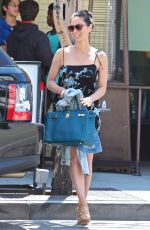 OLIVIA MUNN Out in Beverly Hills 06/07/2016