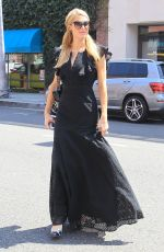 PARIS HILTON Out and About in Beverly Hills 06/27/2016