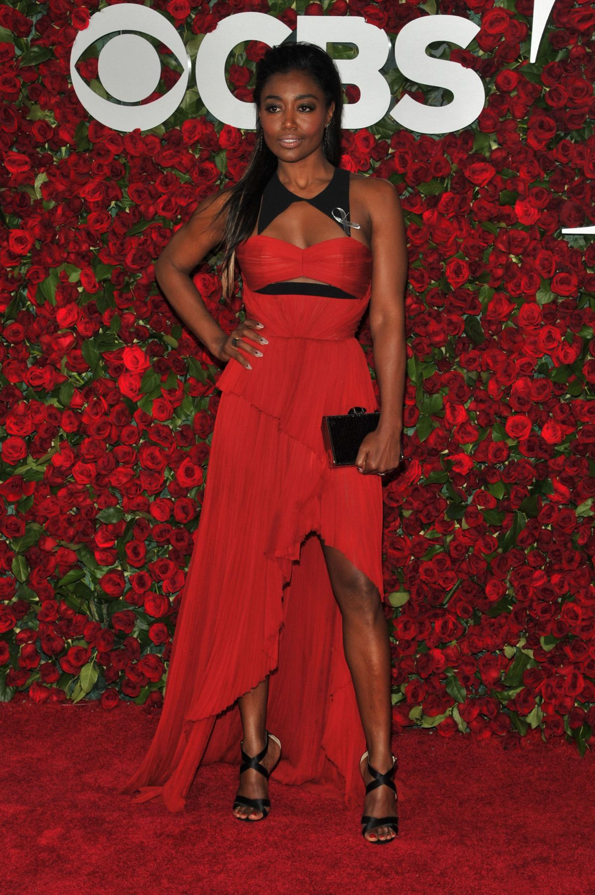 PATINA MILLER at 70th Annual Tony Awards in New York 06/12/2016