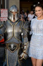 PAULA PATTON at Warcraft Movie Premiere in Hollywood 06/06/2016