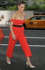 PAULA PATTON Out in New York 06/08/2016