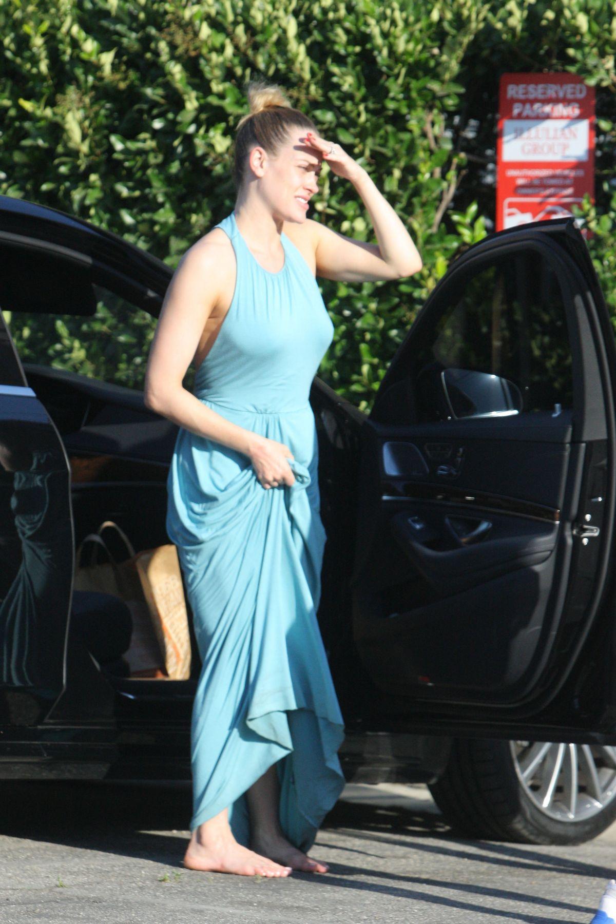 PETA MURGATROYD Out in West Hollywood 06/20/2016