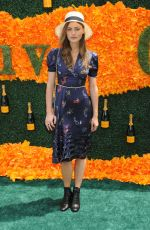 PHOEBE TONKIN at 9th Annual Veuve Clicquot Polo Classic in Jersey City 06/04/2016