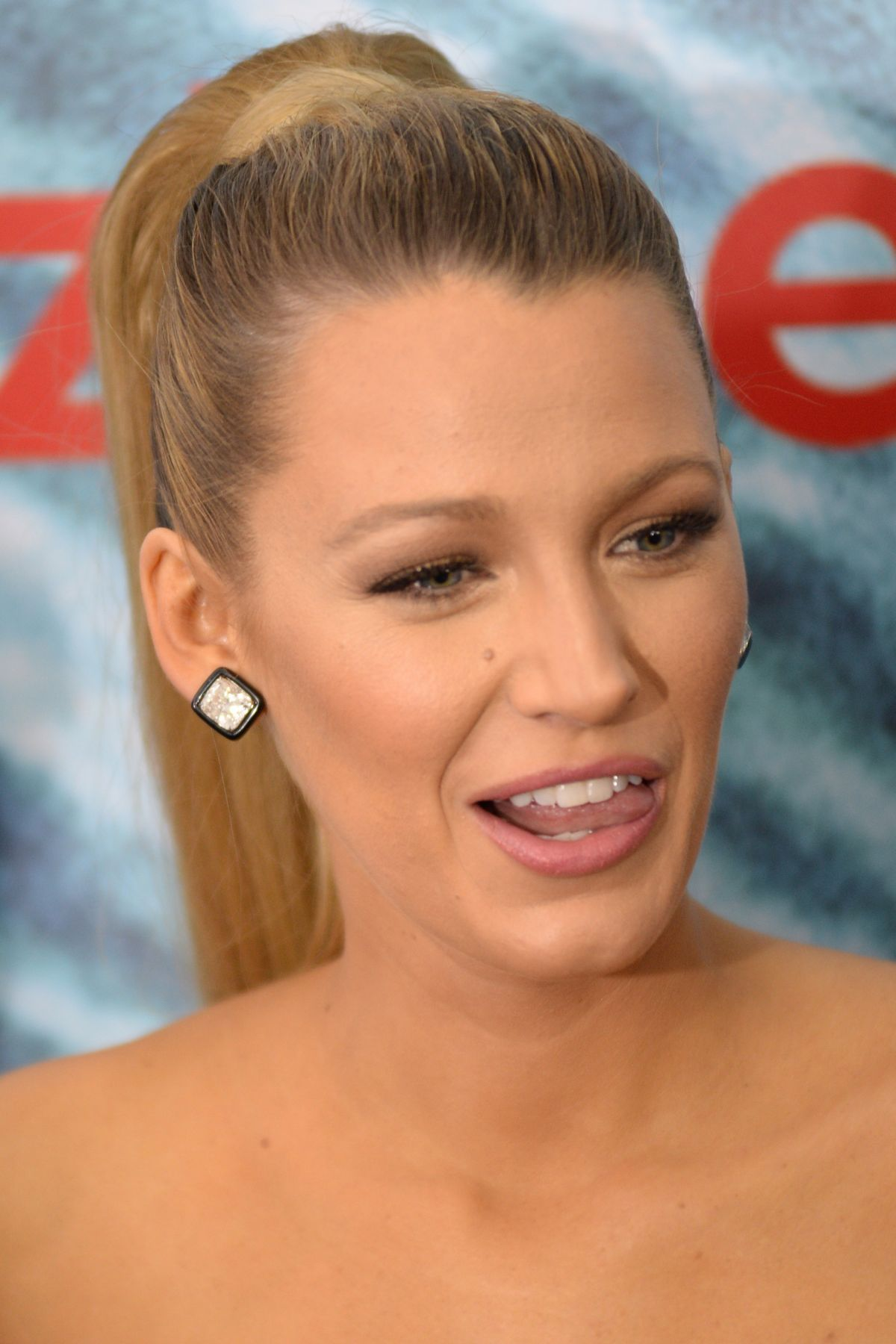 BLAKE LIVELY at Savages Premiere in Los Angeles - HawtCelebs