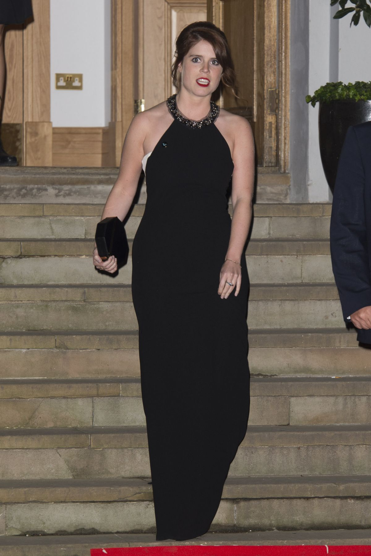 PRINCESS EUGENIE at Hope and Homes: End the Silence Gala in London 06/01/2016