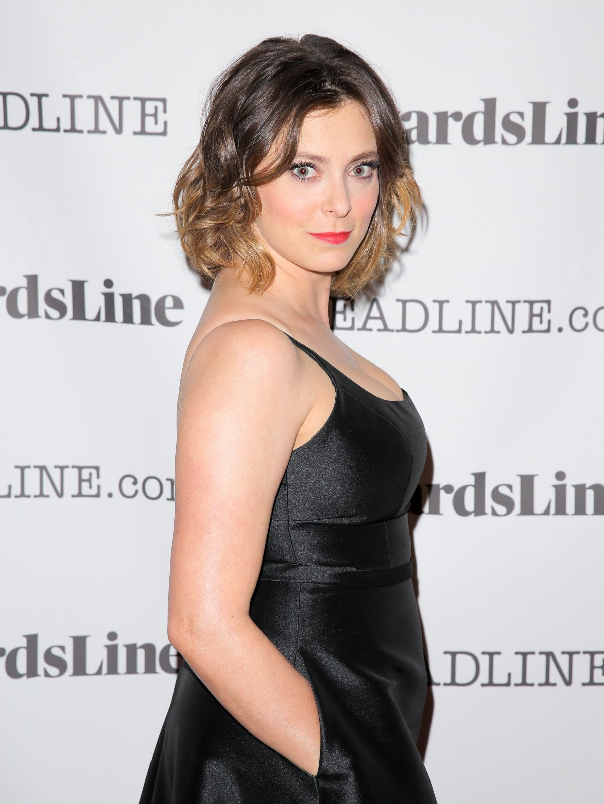 RACHEL BLOOM at Deadline Emmy Party in Los Angeles 06/08/2016