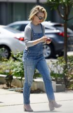 RACHEL MCADAMS Out and About in Los Angeles 06/08/2016