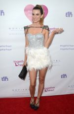RACHEL MCCORD at together1heart Launch in Beverly Hills 06/25/2016
