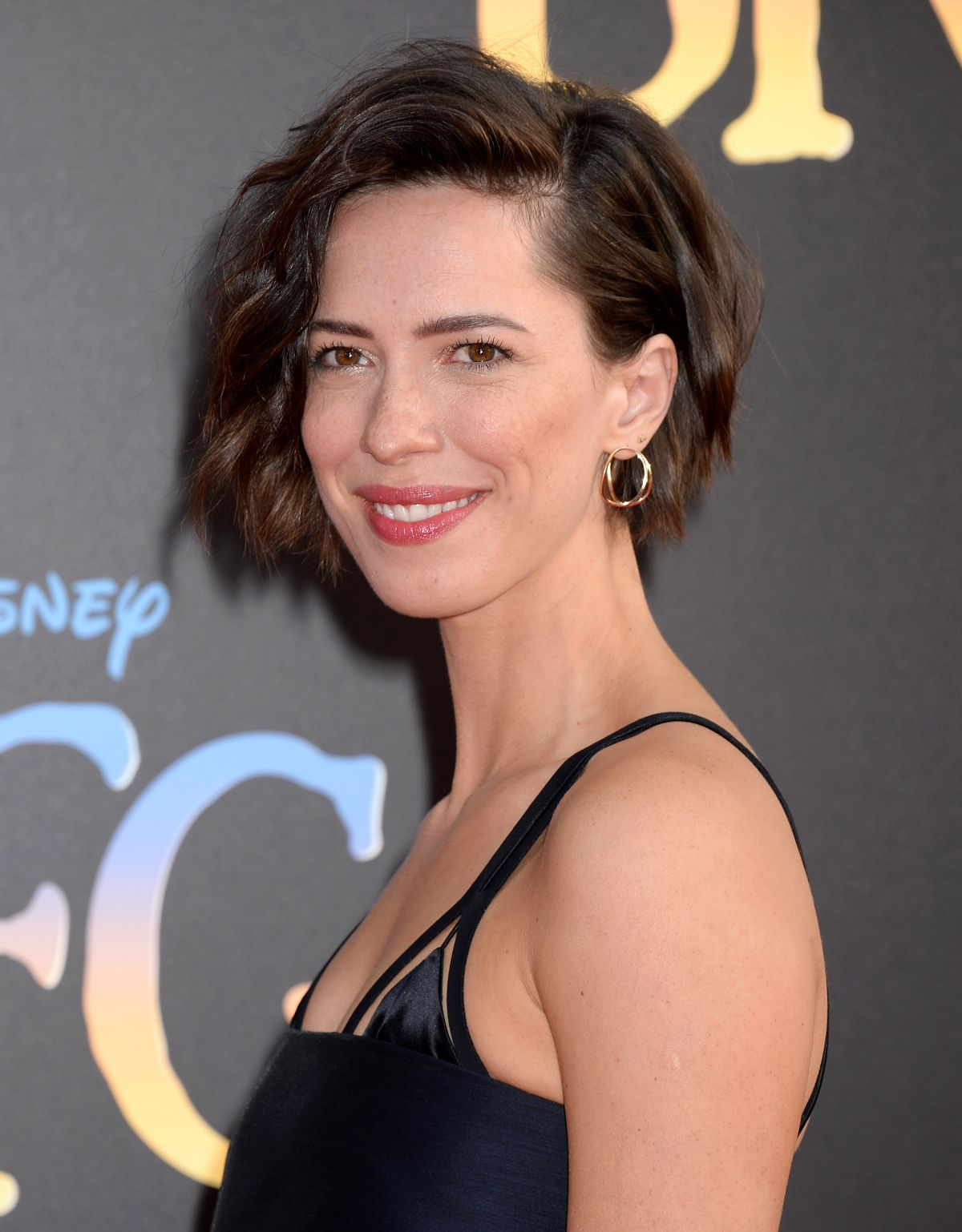 REBECCA HALL at 'The BFG' Premiere in Hollywood 06/21/2016 ...