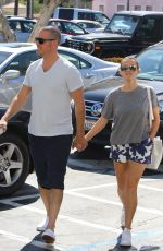 REESE WUTHERSPOON Out with Her Husband in Beverly Hills 06/19/2016