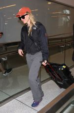 RENEE ZELWEGER at LAX Airport in Los Angeles 06/14/2016