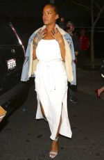 RIHANNA at Bootsy Bellows in Los Angeles 06/10/2016