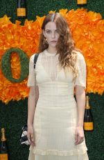 RILEY KEOUGH at 9th Annual Veuve Clicquot Polo Classic in Jersey City 06/04/2016