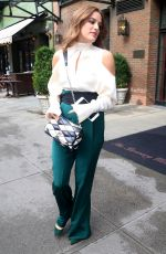 RILEY KEOUGH Out and About in New York 06/08/2016