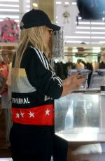 RITA ORA Out Shopping in Los Angeles 06/15/2016