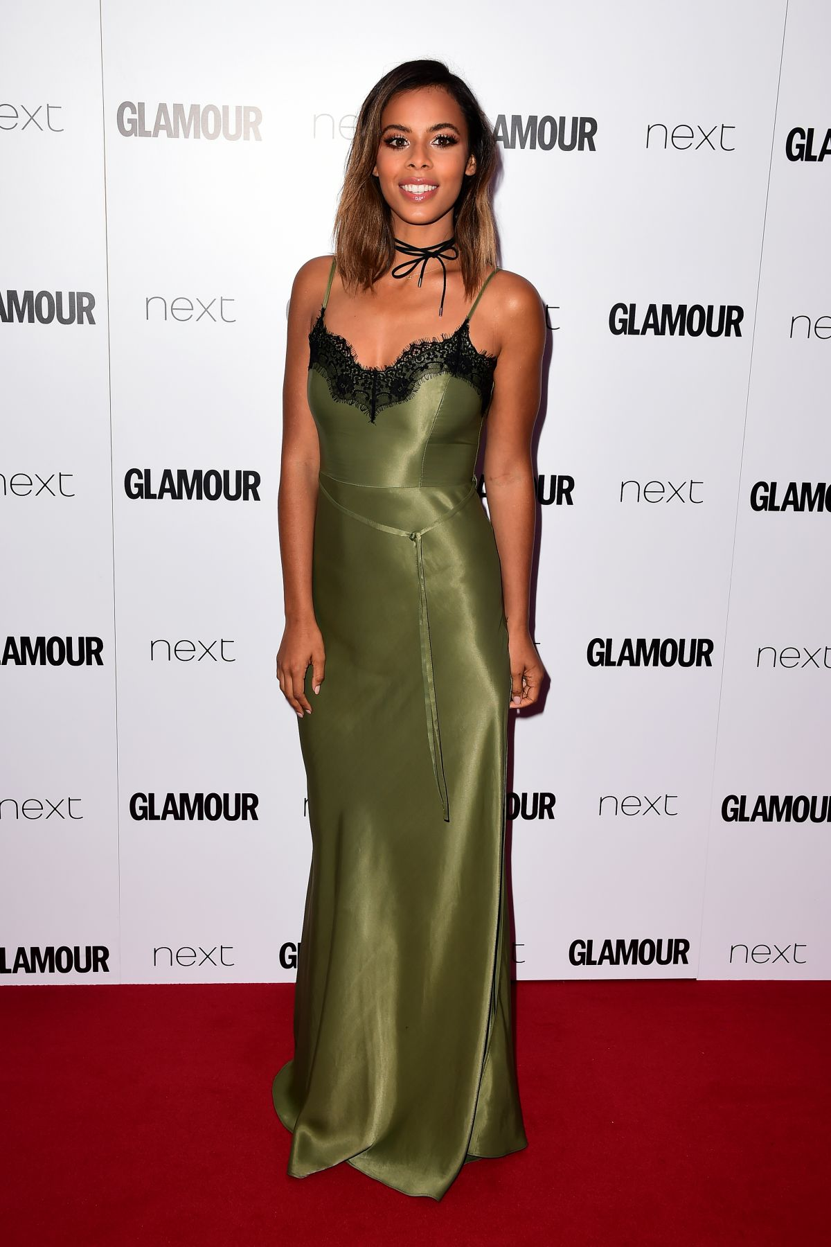 ROCHELLE HUMES at Glamour Women of the Year Awards 2016 in London 06/07/2016