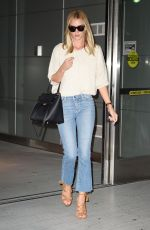 ROSIE HUNTINGTON-WHITELEY at JFK Airport in New York 06/05/2016