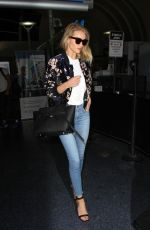 ROSIE HUNTINGTON-WHITELEY at Los Angeles International Airport 06/082016