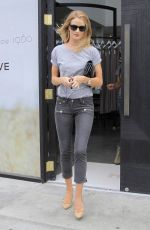ROSIE HUNTINGTON-WHITELEY Out in West Hollywood 06/28/2016