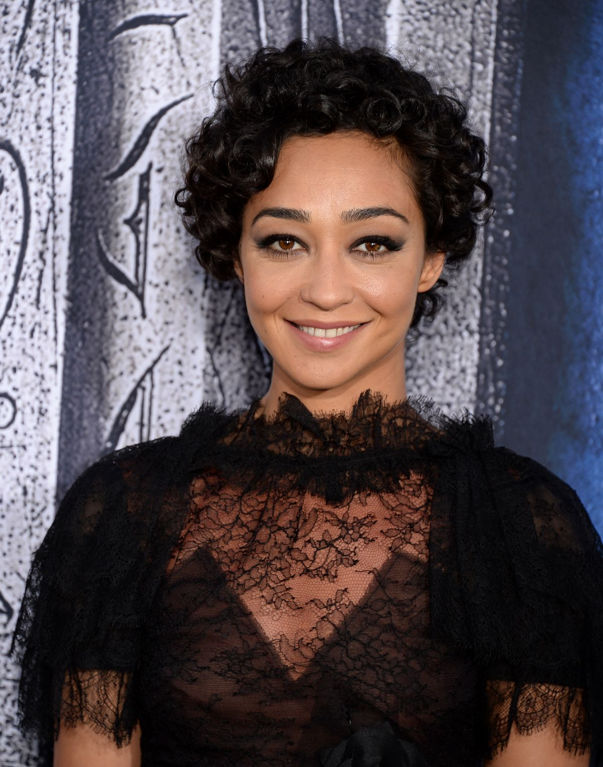 RUTH NEGGA At Warcraft Movie Premiere In Hollywood 06/06