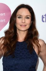 SARAH WAYNE CALLIES at together1heart Launch in Beverly Hills 06/25/2016