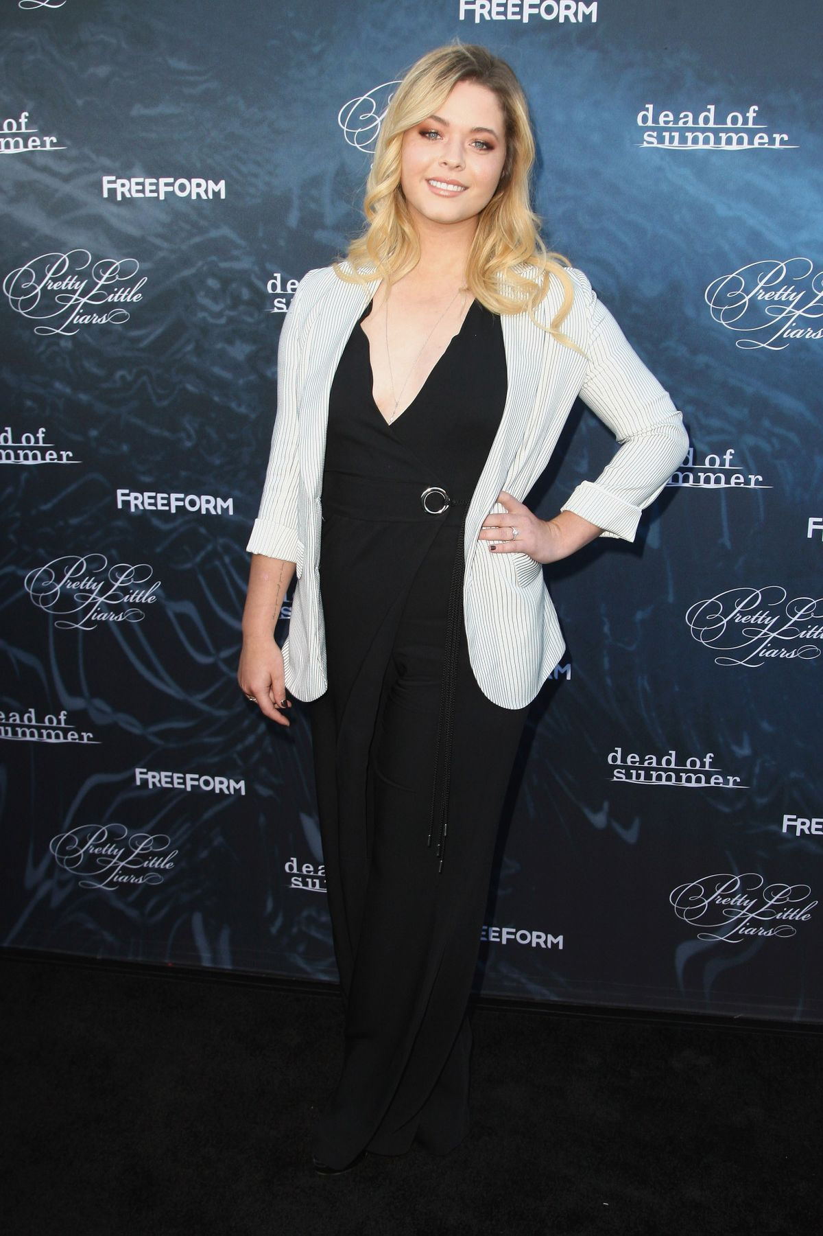 SASHA PIETERSE at Dead of Summer & Pretty Little Liars Screening in Los Angeles 06/15/2016