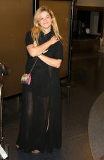 SASHA PIETERSE at Los Angeles International Airport 06/05/2016