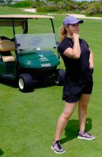SASHA PIETERSE at Sandals Emerald Bay Celebrity Golf Weekend in Bahamas 06/04/2016